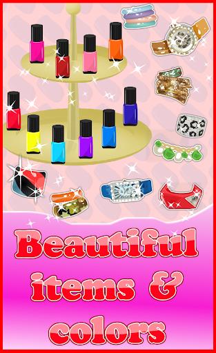 Nail Salon Princess Manicure screenshots 3