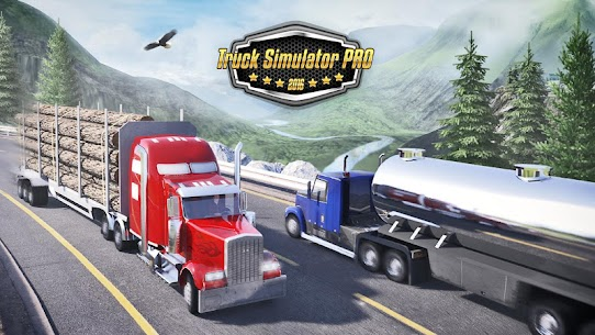 Truck Simulator PRO 2016 For Pc – How To Install And Download On Windows 10/8/7 1