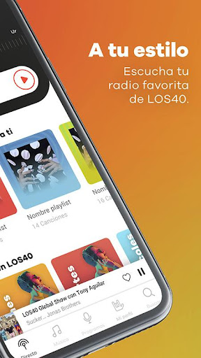LOS40 Radio 5.2.0 screenshots 2