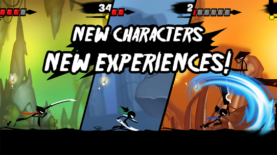 Stickman Revenge 3 – Ninja Warrior – Shadow Fight 6