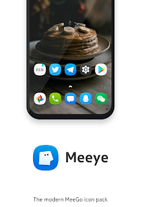 Meeye icon pack - Modern MeeGo Style Icons 5.6 (Patched)