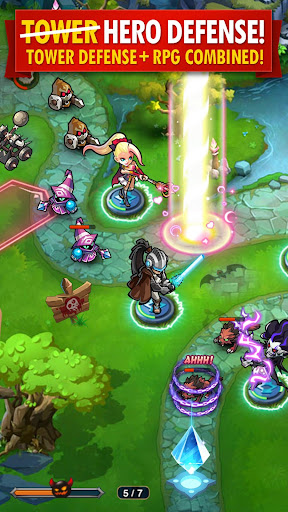 Magic Rush: Heroes goodtube screenshots 8