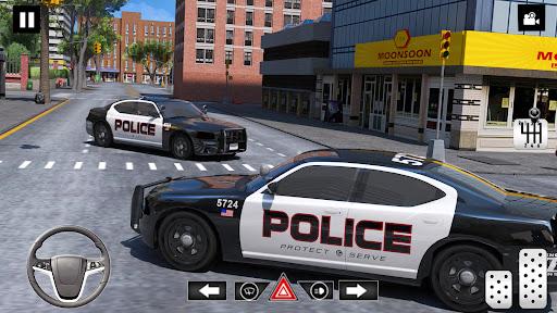 Police Car Driving Simulator 3D: Car Games 2020 apkpoly screenshots 1