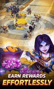 Kingdom Boss Mod Apk- RPG Fantasy adventure (Dumb Enemy) 10