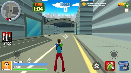 KILL MAN Hack Cheats (iOS & Android) 5