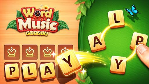 Word Games Music - Crossword Puzzle 1.0.83 Screenshots 1