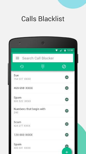 Call Blocker - Calls Blacklist & True Caller ID android2mod screenshots 3