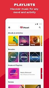 Free iHeart  Radio, Music, Podcasts 5