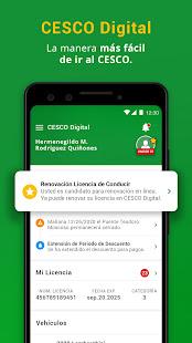 CESCO Digital 2.6.7 screenshots 1