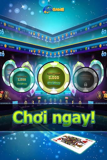Ongame Sám cô - Xì tố Poker 7 lá 4.0.3.8 screenshots 1