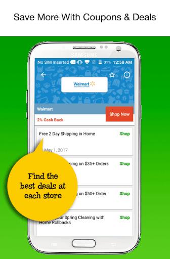 Mr. Rebates: Cash Back Savings 1.4.3 Screenshots 4