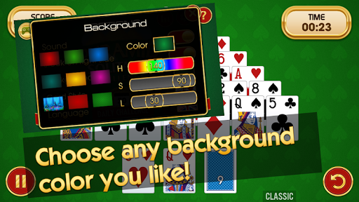 Pyramid Solitaire Challenge apkdebit screenshots 6