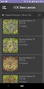 Base Layouts for COC screenshots 4
