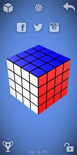 Magic Cube Puzzle 3D  screenshots 8