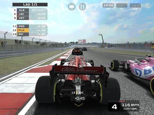 F1 Mobile Racing screenshots 13