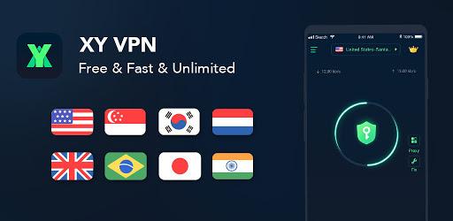 XY VPN - Free, Secure, Unblock, Super, Hotspot