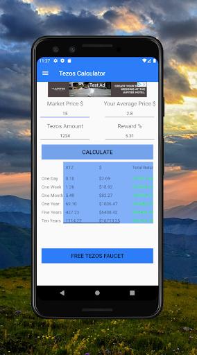 Tezos Staking Calculator  screenshots 1