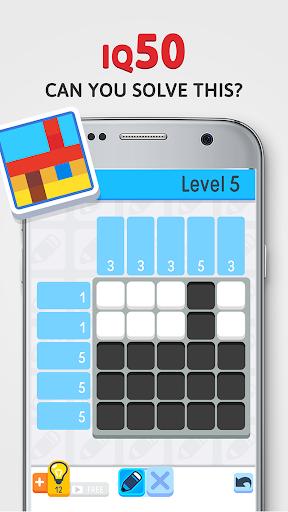 Nonogram - Logic Pic Puzzle - Picture Cross 3.15.1 screenshots 1