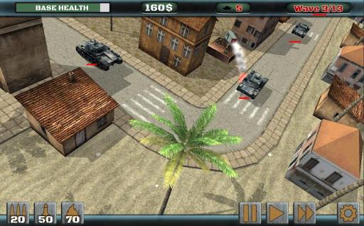 World War 3 - Global Conflict (Tower Defense)  screenshots 1
