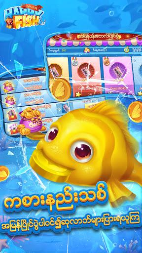 Happy Fish ငါးဖမ္း--လူႀကိဳက္မ်ားေသာငါးဖမ္းဂိမ္း 1.0.12 screenshots 1