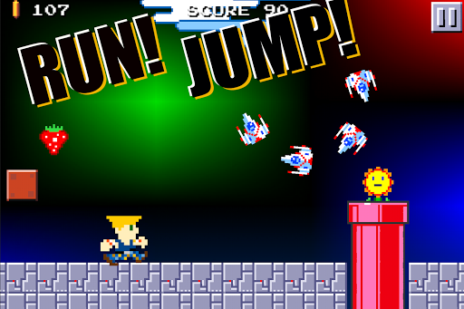 Super Mega Runners:Stage maker Create your game