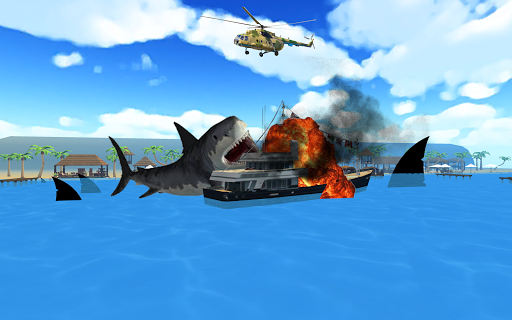 Shark Hunting : Shark Games  screenshots 2