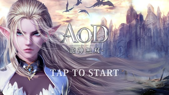 AOD-龍神無双- MOD APK (Dumb Enemy/MOD Menu) Download 1