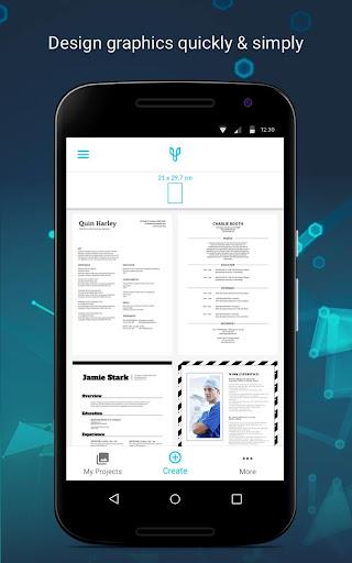 CV & Resume Creator android2mod screenshots 1
