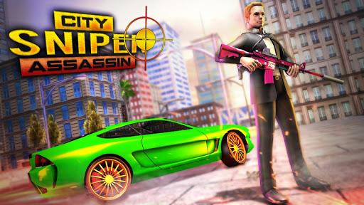 Modern City Sniper Shooter: Assassin 3D Games 2020 1.0 de.gamequotes.net 1