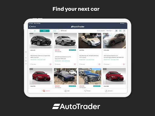 Auto Trader: Buy new & used cars. Search car deals 6.10 Screenshots 11