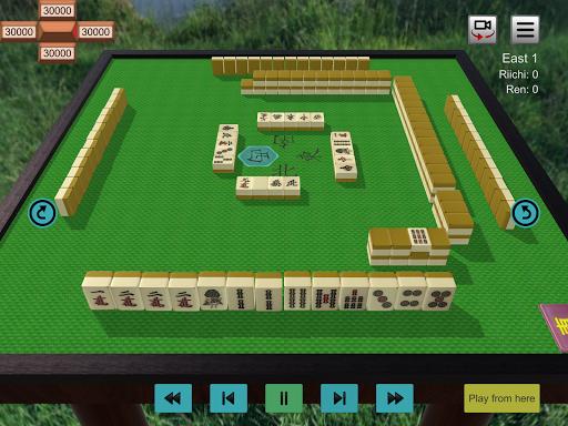 Riichi Mahjong 0.6.0 screenshots 12