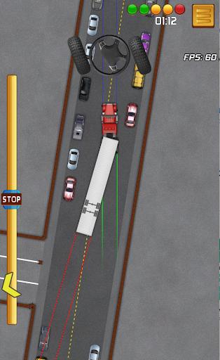 My Trucking Skills - Real Truck Driving Simulator  screenshots 2
