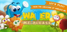 Water Me Please! Water Game: Brain Teaserのおすすめ画像1