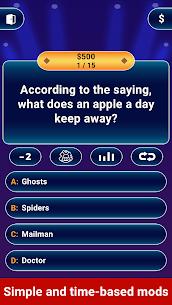 Free Millionaire 2021 –  Logic Trivia Quiz Offline Game Apk Download 2021 2