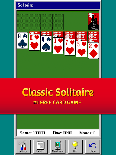 Solitaire 95 - The classic Solitaire card game 1.5.0 screenshots 6