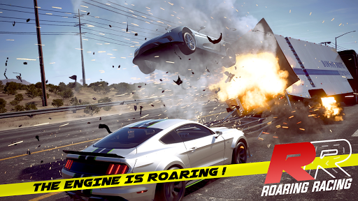 Roaring Racing android2mod screenshots 1