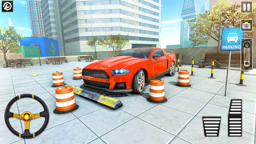 Car Parking eLegend: Parking Car Driving Games 3D  screenshots 5