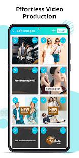 Marketing Video Maker, Promo Video Slideshow Maker screenshots 7