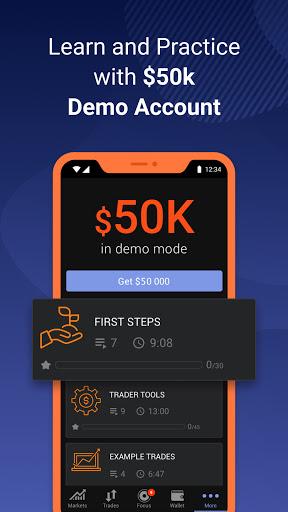 Libertex Online Trading app  screenshots 4