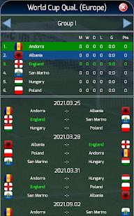 True Football National Manager 1.6.3 screenshots 3