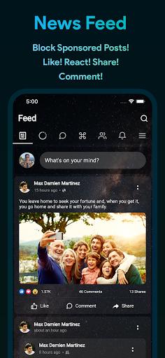 NoSeen for Facebook Messenger apkdebit screenshots 7
