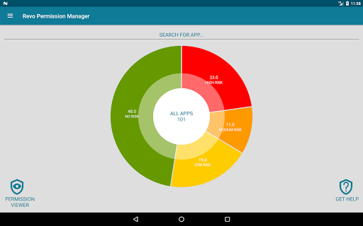 Revo App Permission Manager android2mod screenshots 14
