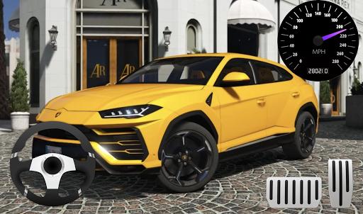 Racer Lamborghini Urus City Parking 11.1 screenshots 1