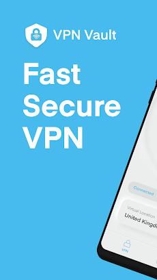 VPN Vault - Super Proxy VPNのおすすめ画像1