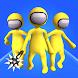 Stickman Smashers -  Clash 3D Impostor io games