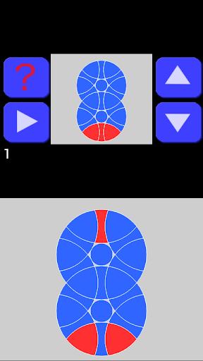 circle puzzle screenshot 1
