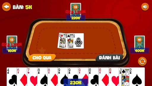 Tiu1ebfn lu00ean u2013 Tien Len u2013 Tien Len Dem La Offline  screenshots 3