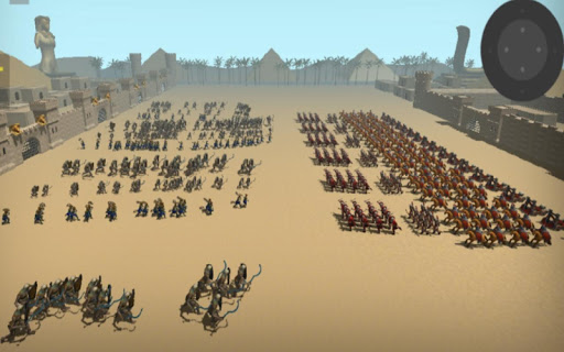 CLASH OF MUMMIES: PHARAOH RTS painmod.com screenshots 3