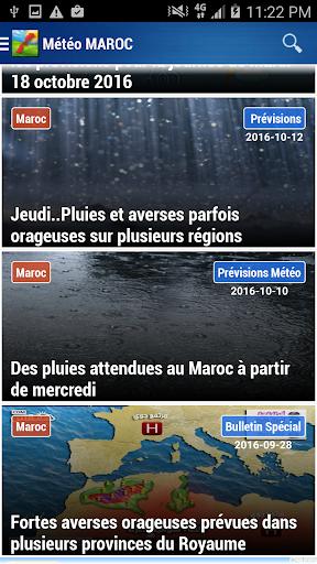 Morocco Weather  Screenshots 5