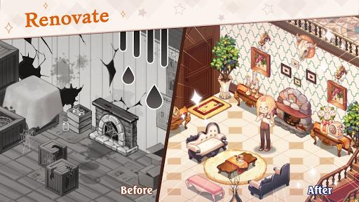 Kawaii Mansion: Makeover Project  screenshots 1